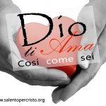 dio ti ama così come sei